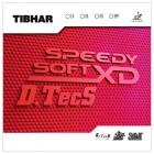 [티바] THBHAR : Speedy Soft XD DTecS 스피디 소프트 XD 디텍스 - 숏핌플러버, 탁구러버